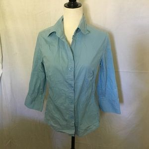 Medium George stretch button down